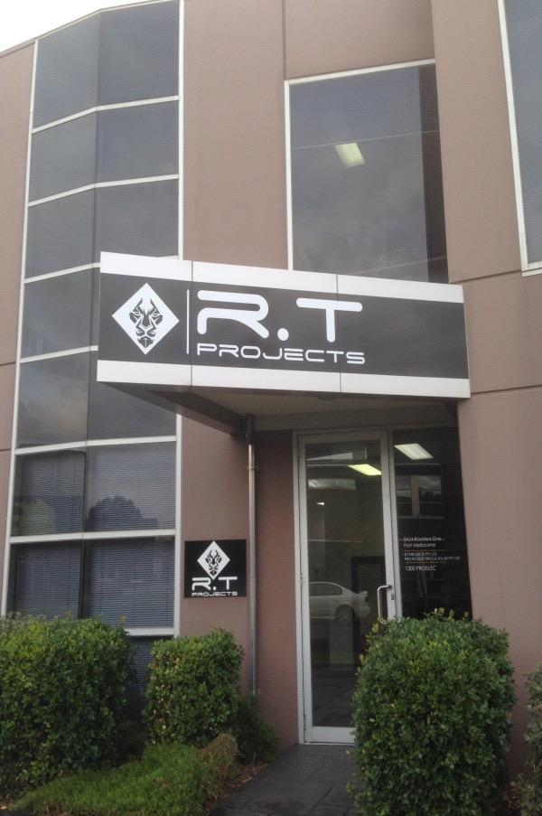 RTP Commercial Solar Melbourne Headquarters