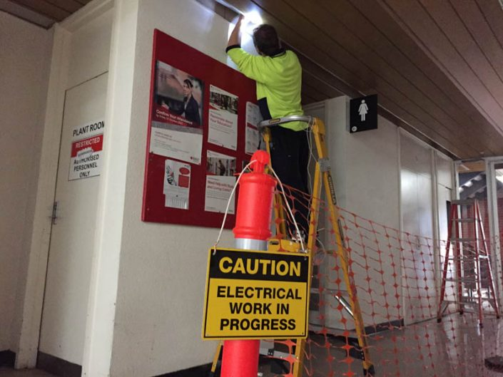 Melbourne Electrician Lighting Installation 4
