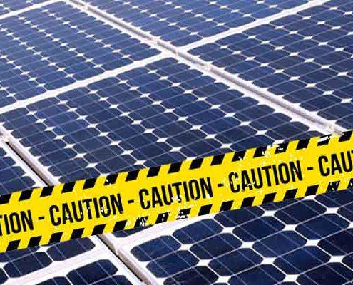 caution-solar