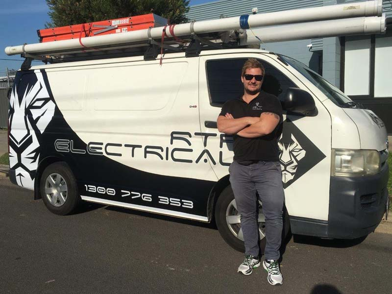 Residential Electrician RTP | RTP Electrician Melbourne
