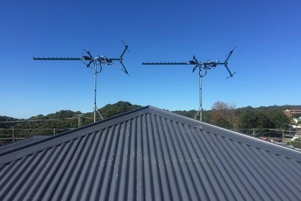 TV-Antenna-Installation