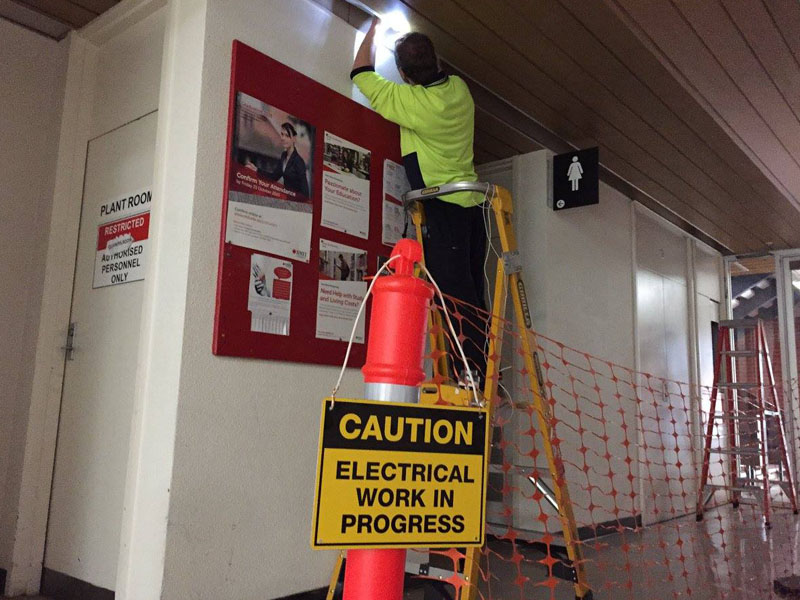 commercial residential electrician melbourne