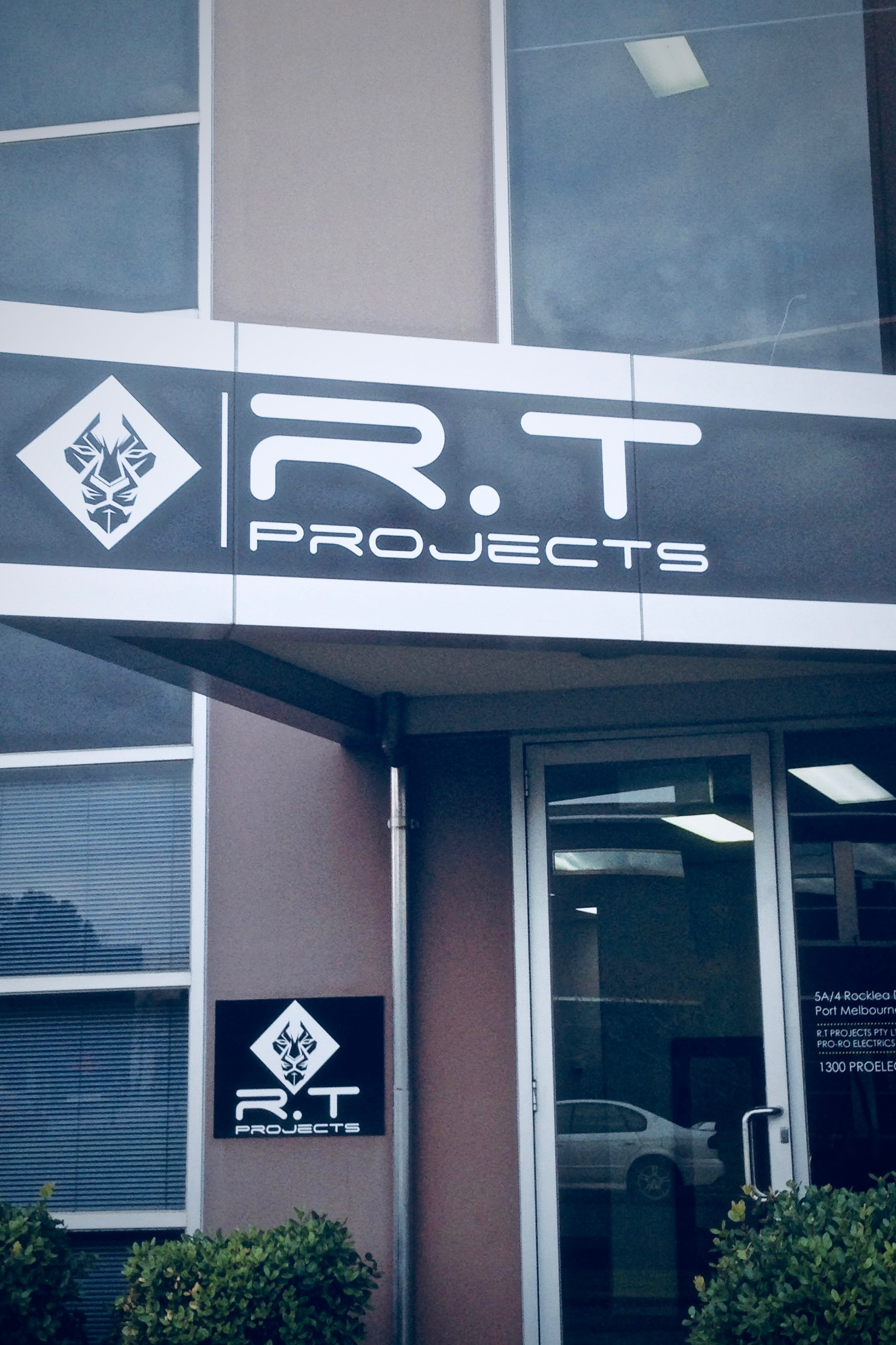 R.T Projects